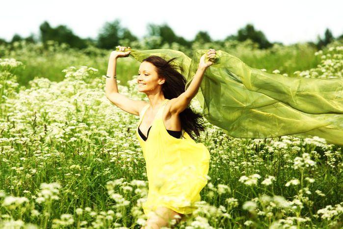 радость зеленая