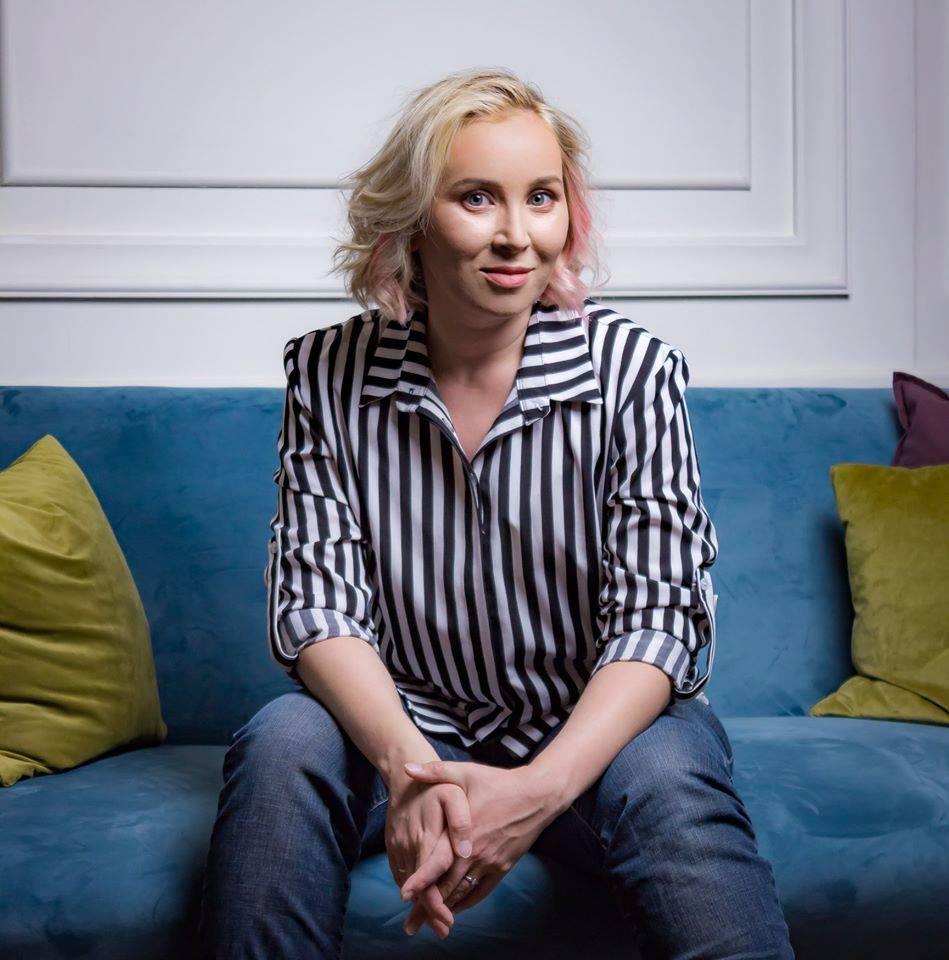 Элина Аникина автор проекта